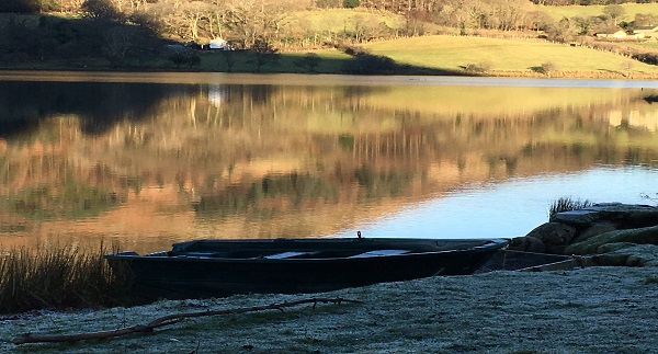 Loweswater Boat